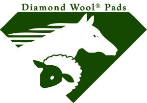 DIAMOND WOOL PADS LOGO